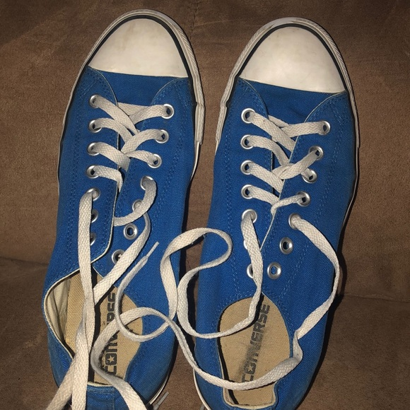 Converse Other - Royal blue Converses
